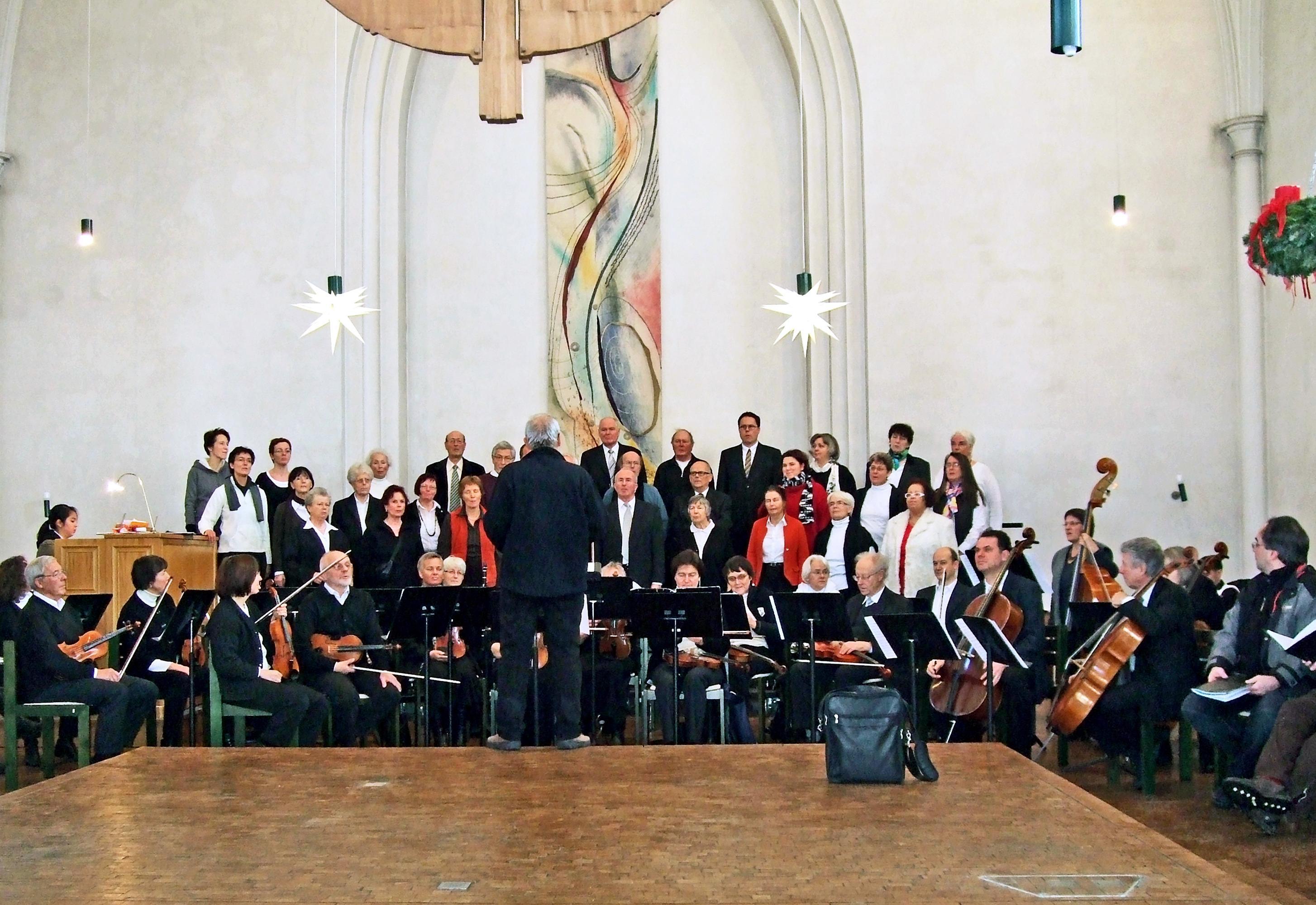 Böhmische Pastoralmesse 2009
