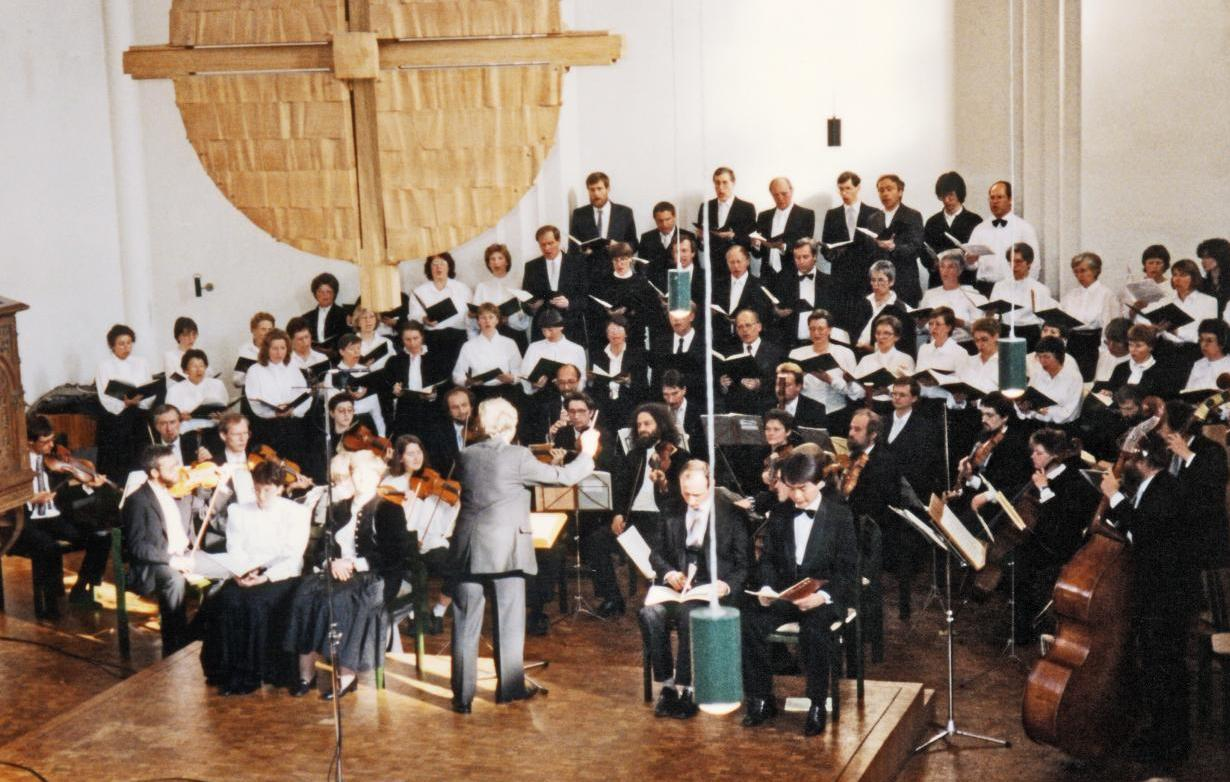 Konzert zum Sonntag Kantate 1989-04